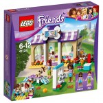 LEGO Friends Puppy Daycare (41124) box