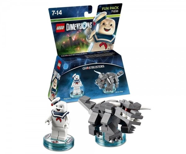 LEGO Dimensions Fun Pack 71233 Ghostbusters