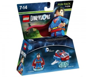 LEGO Fun Pack 71236 DC Comics Superman