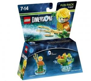 LEGO Fun Pack 71237 DC Comics Aquaman
