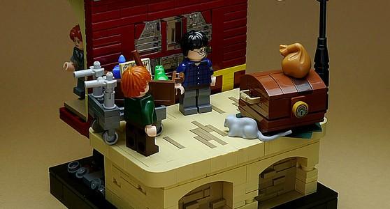 LEGO Harry Potter vignettes