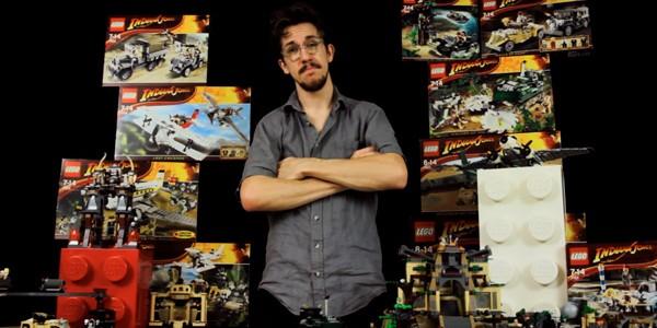 Briquefan 16 : tout sur la gamme LEGO Indiana Jones !