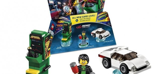 LEGO Level Pack 71235 Midway Arcade