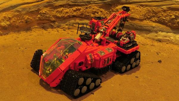 LEGO M-Tron Mega Core Magnetiser 2.0