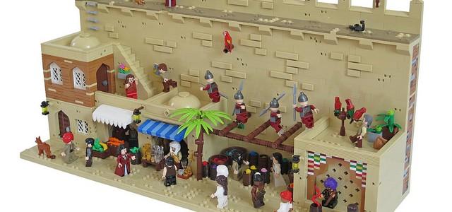 LEGO Poursuite