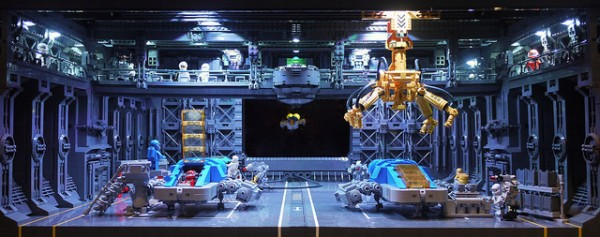 LEGO Space Hangar