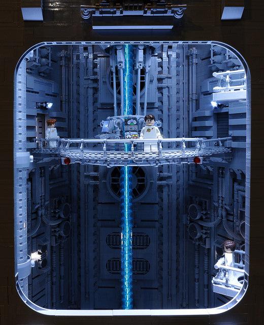 LEGO Space Reactor