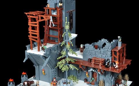 LEGO The Elder Scrolls Online - Orsinium