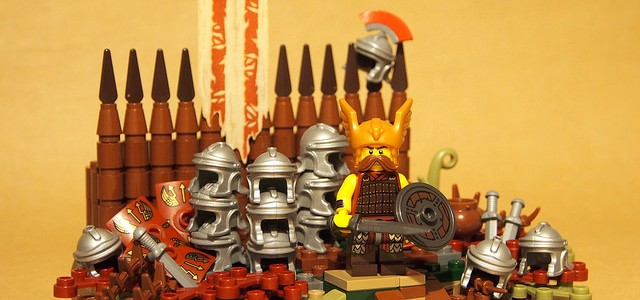 LEGO Vercingetorix