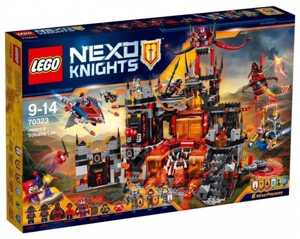 Nouveautés LEGO Nexo Knights été 2016