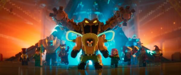 The LEGO Batman Movie Super Vilains