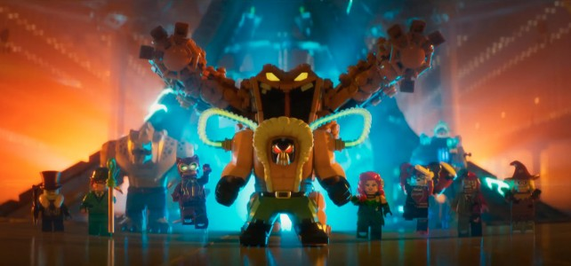 The LEGO Batman Movie Super Villains