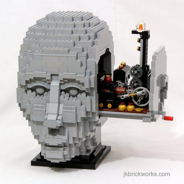 JK Brickworks Ingénieur LEGO