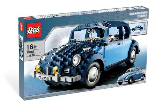 LEGO 10187 Volkswagen Beetle - Rumeur LEGO 10252