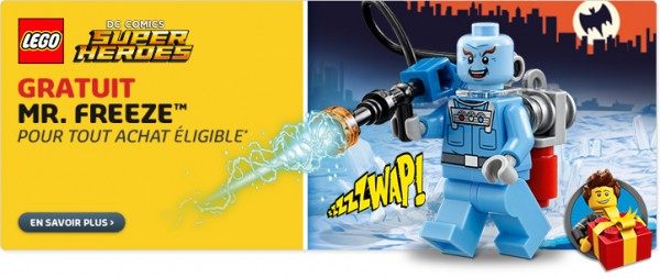 LEGO 30603 polybag Mr Freeze