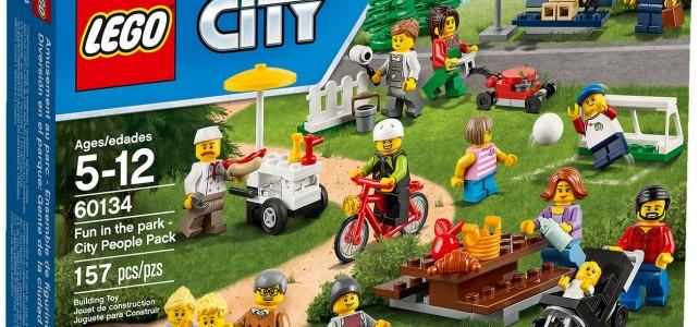 LEGO City 60134 Fun in the Park (City People Pack) : les visuels officiels
