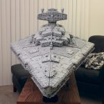 LEGO Star Wars MOC Imperial Star Destroyer Tyrant