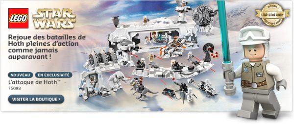 LEGO Star Wars UCS 75098 Assault on Hoth