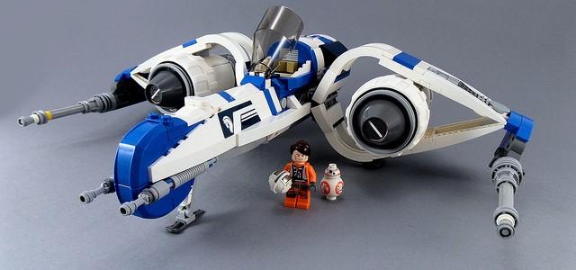 MOC Star Wars Denon's Stallion