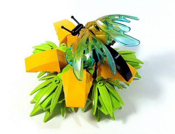 Papillon LEGO Bionicle