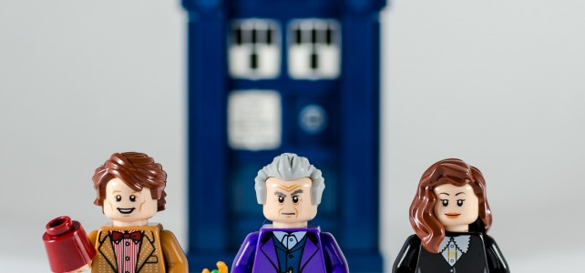 REVIEW LEGO 21304 Ideas Doctor Who