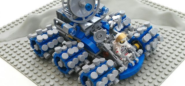 Rover lunaire neo Classic Space