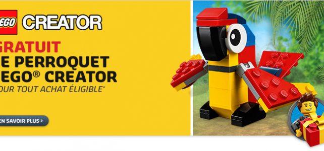 30472 Perroquet LEGO Creator