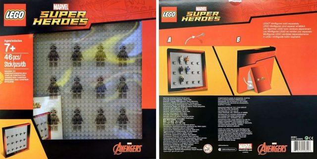 853611 cadre LEGO