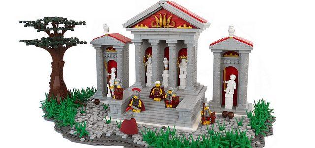 Antiquité et LEGO