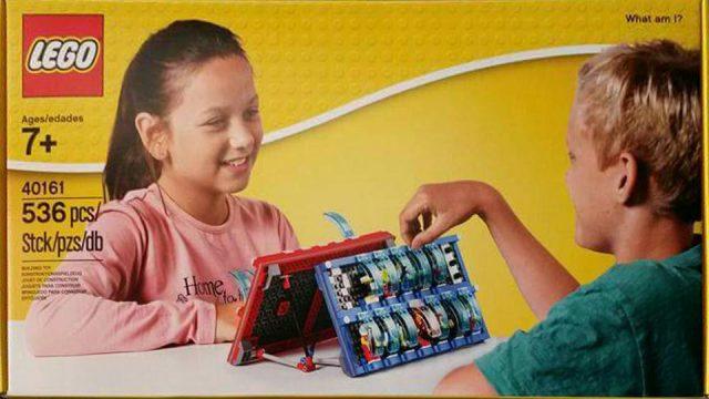 LEGO 40161 What am I - LEGO Qui est-ce ?