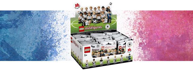 LEGO 71014 Die Mannschaft