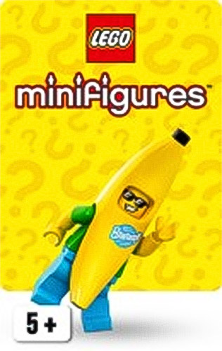 LEGO CMF series 16 Banana Guy