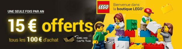 Fnac LEGO