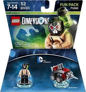 LEGO Fun Pack 71240 DC Comics Bane