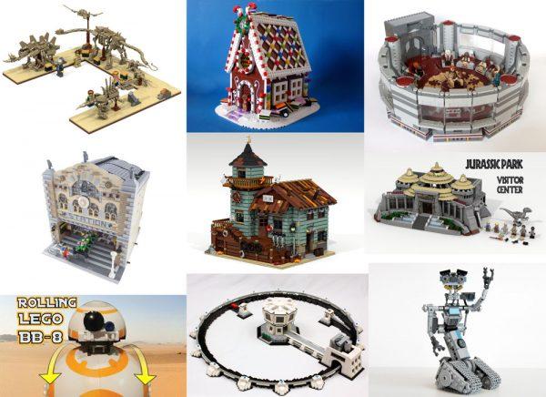 LEGO Ideas 2016 review #1