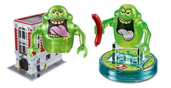 LEGO Slimer