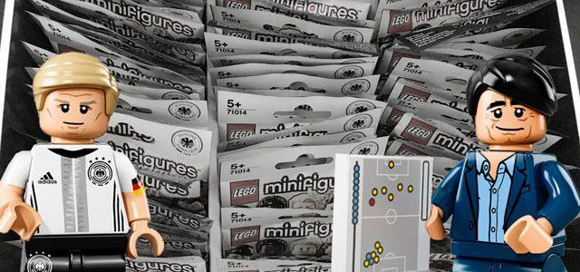 LEGO Mannschaft DFB Collectible Minifigures