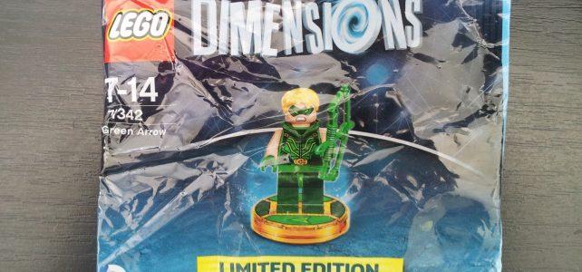 Polybag E3 LEGO Dimensions Green Arrow (71342)