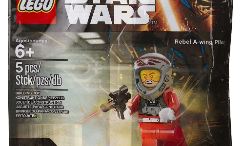 Nouveau polybag LEGO Star Wars : Rebel A-Wing Pilot