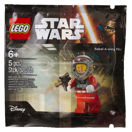 Polybag LEGO Star Wars Rebel A-Wing Pilot