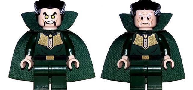 Ra's al Ghul Minifigure