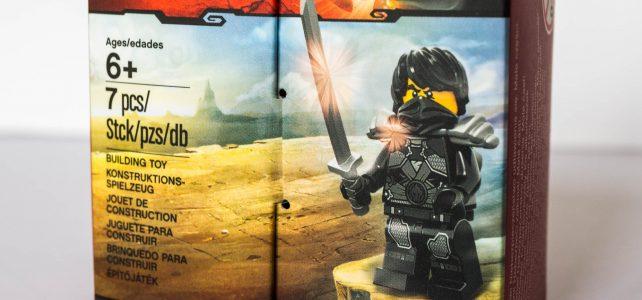 LEGO NINJAGO 5004393 COLE