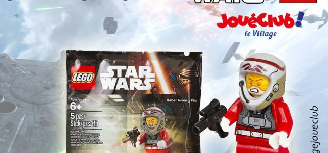 5004408 Rebel A-Wing Pilot JoueClub