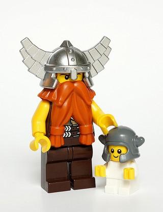 Bébé LEGO Vinking