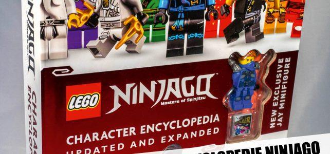 Ninjago Character Encyclopedia Udpated
