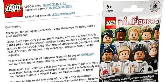 LEGO 71014 Mannschaft minifigs
