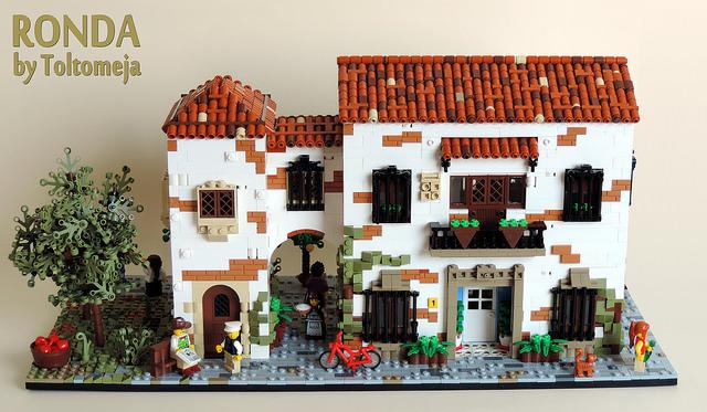 LEGO Andalousie
