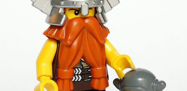 LEGO Bébé Viking