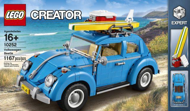 LEGO Beetle Creator Expert 10252 Volkswagen