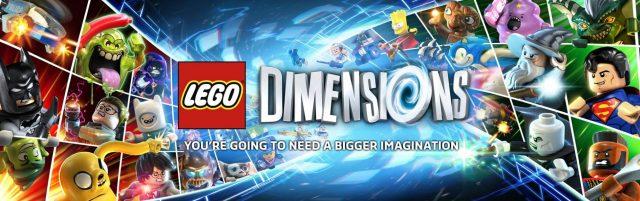LEGO Dimensions 2016 2017 Year 2
